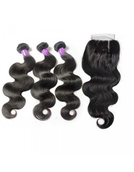Brazilian & Peruvian Curly Weave Grade 12A